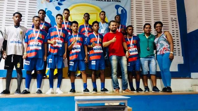 Estudantes Macajubenses participaram do Jerp em Itaberaba e alcançaram um bom desempenho.