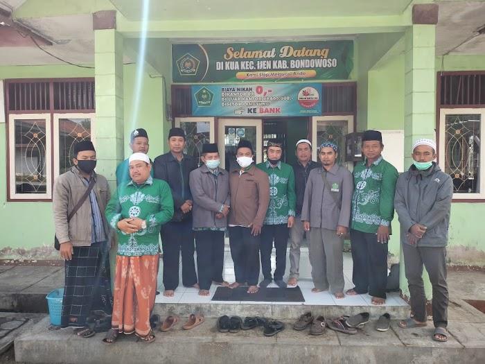 Pengurus FKPAI Kabupaten Bondowoso Lakukan Kunjungan Kerja  ke FKPAI Kecamatan Ijen