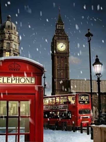 London... I love you❣