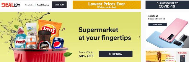 التسجيل في موقع سوق كوم واحصل كود خصم كونات خصم كبيرة