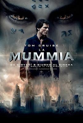 La Mummia 2017