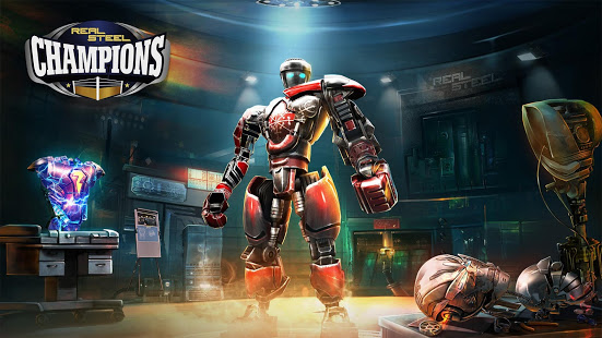 Real Steel Boxing Champions Mod Apk Android