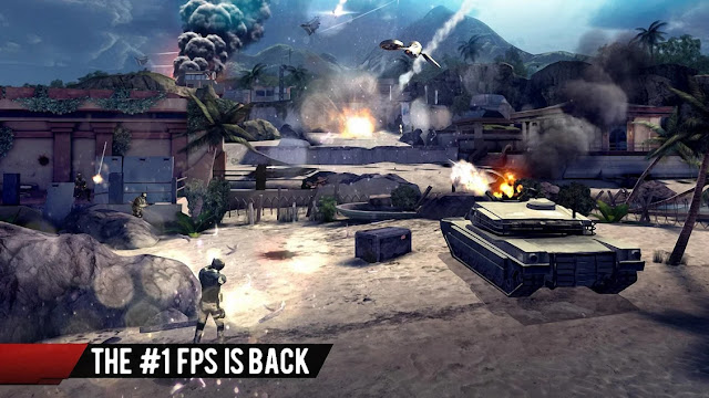 Modern Combat 4 Zero Hour Game