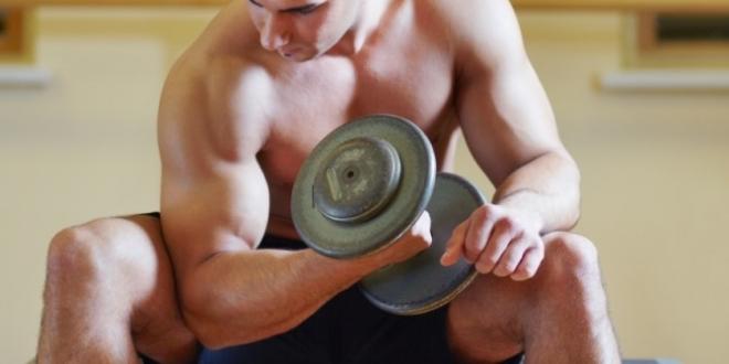 Teenage Bodybuilding
