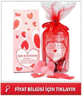 romantik sevgililer günü hediyesi