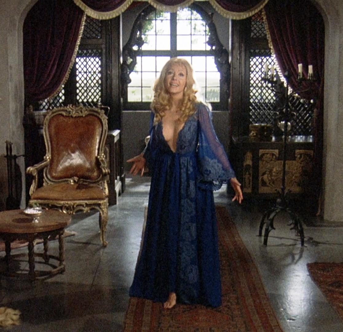 Ingrid Pitt, Countess Dracula (1971)