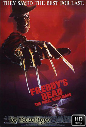 Pesadilla Final: La Muerte de Freddy [1991] [Latino-Ingles] HD 1080P  [Google Drive] GloboTV
