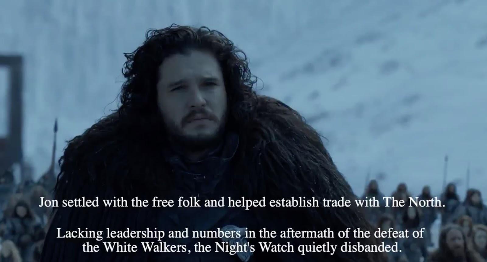 Ein alternatives Ende von Game of Thrones im 80er Style | So befriedigt es fast mehr als das echte Finale