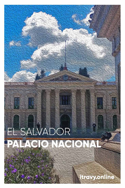 National Palace El Salvador itravy