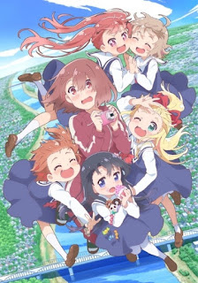 Wataten! An Angel Flew Down to Me 480p Eng Sub