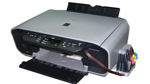 Cara Reset Printer Canon MP145 Ink Absorber Full