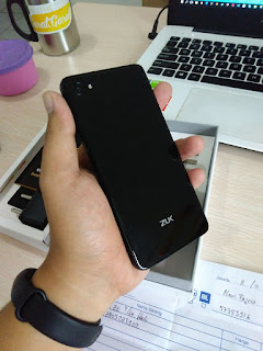 review kamera zte axon mini indonesia