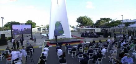 Día de la Libertad: Abinader acusa a dictadura de Trujillo de cederle miles de kilómetros a Haití