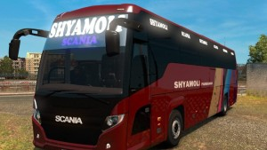 K360 Scania Bus
