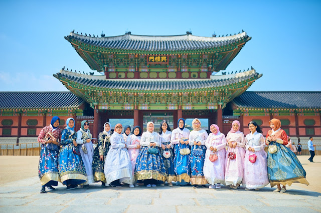 Paket Tour Winter Korea Selatan