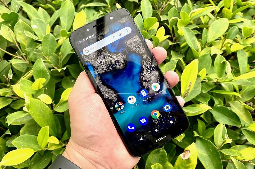 Nokia C1 Plus Review