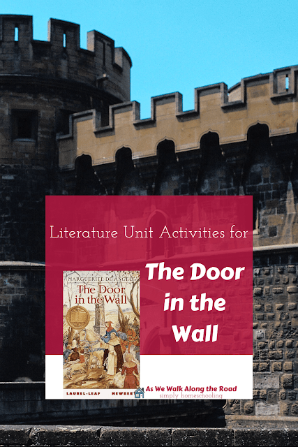 The Door in the Wall Literature unit study