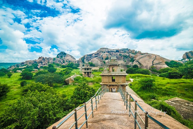 The Majestic Chitradurga Fort and it's Legend