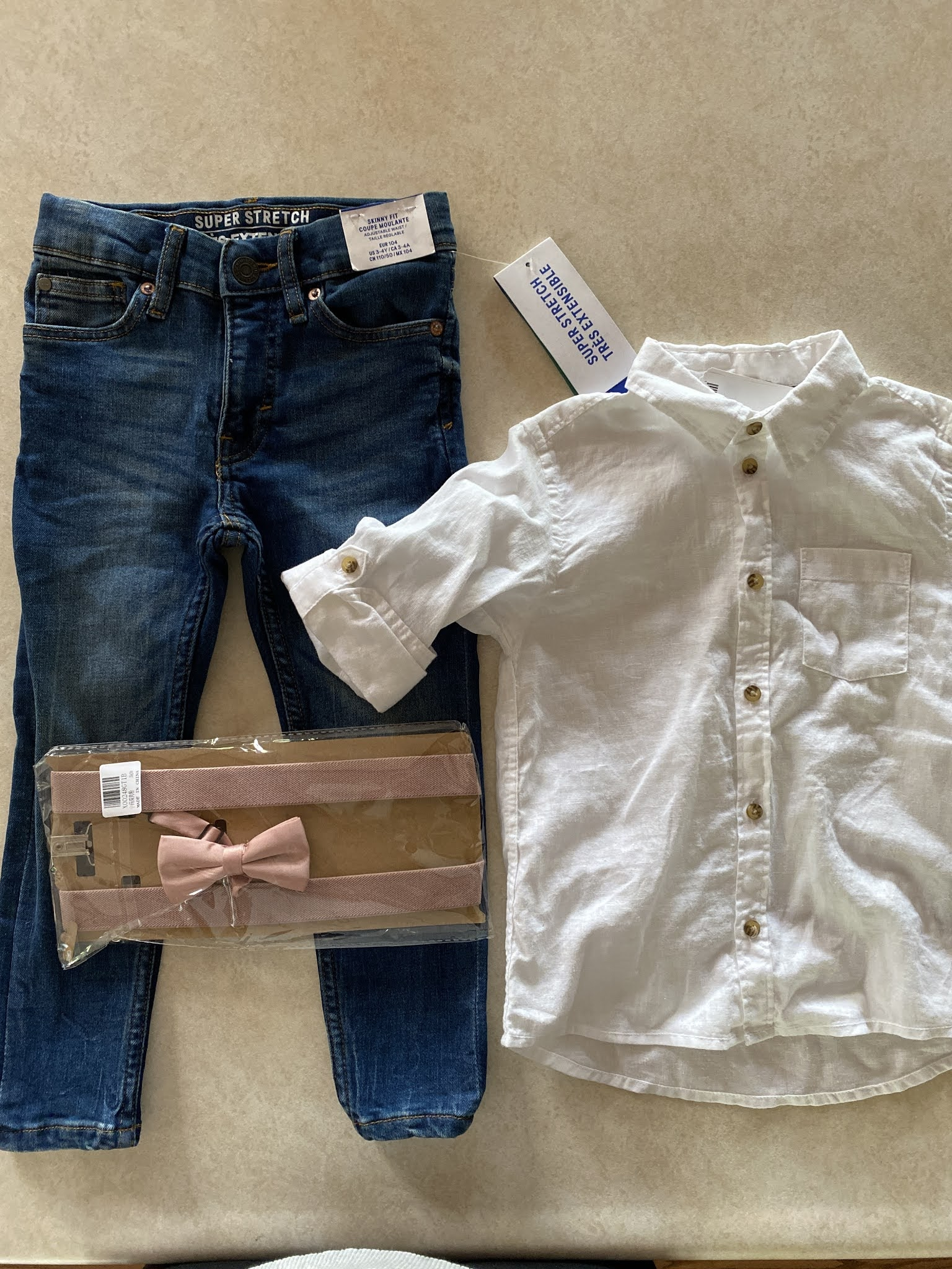 Ring Bearer Outfit | biblio-style.com