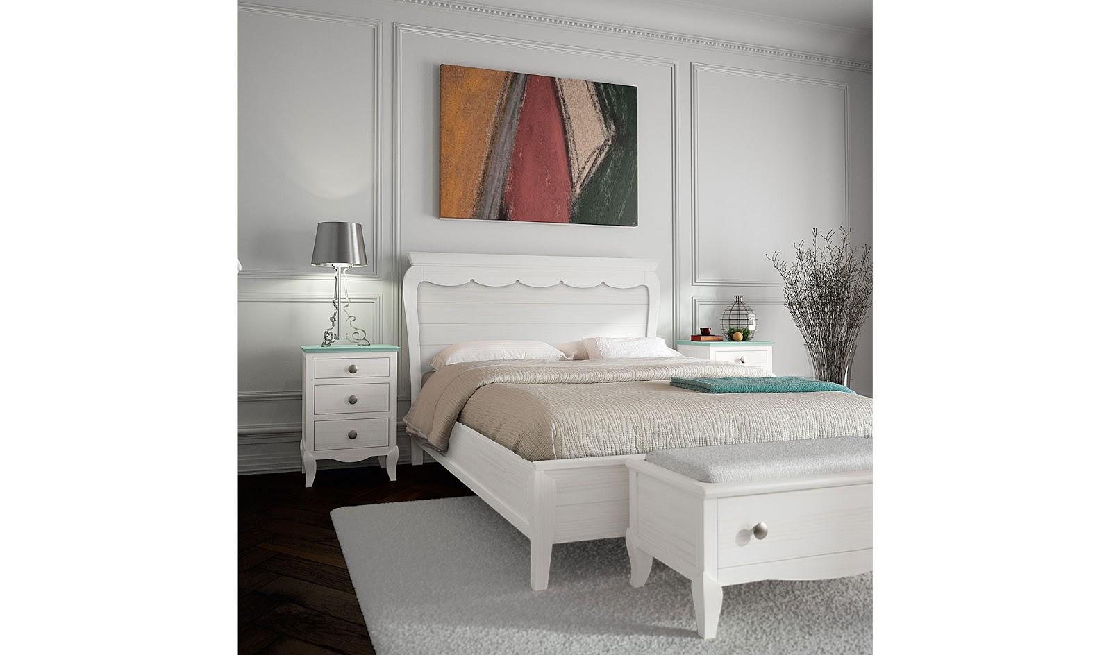 12 maneras de decorar la zona del cabecero for Dormitorio verde agua