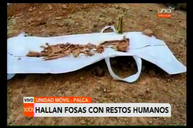 Hallan fosa con restos humanos en zona sur de La Paz; podría tener relación con el narcotráfico