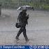 Incrementarán las lluvias en RD debido a sistema frontal