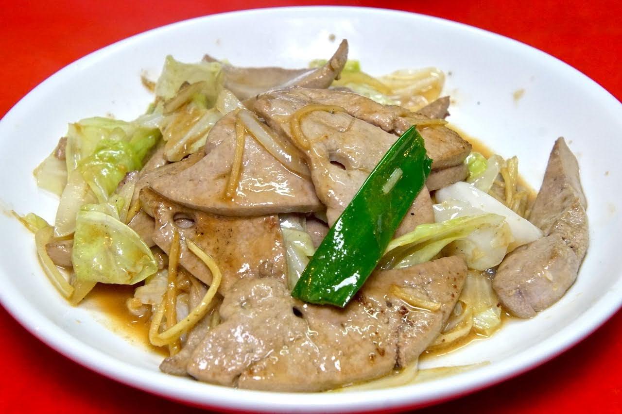 [台南][中西區] 品味鱔魚意麵|在地人才知道的路邊好味道|食記