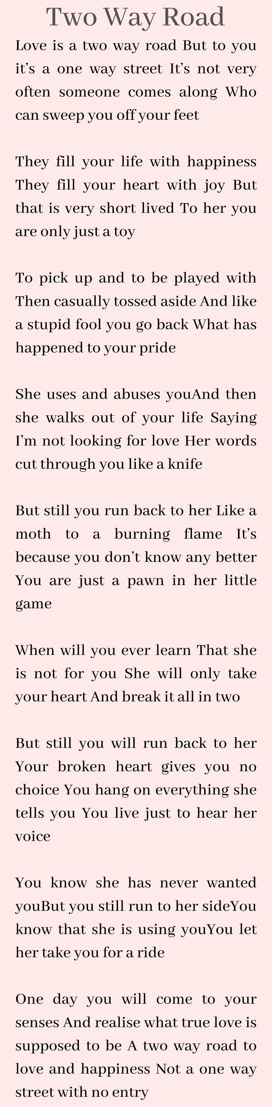 english love poem