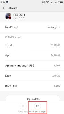 Cara Uninstall Aplikasi Android Yang Tidak Bisa dihapus