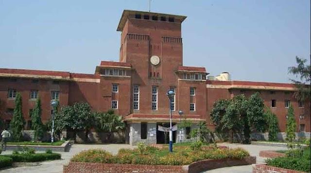 Delhi University दिल्ली विश्वविद्यालय अनुसंधान विद्वानों, संकाय सदस्यों के लिए 4 और पुस्तकालयों को फिर से खोल है