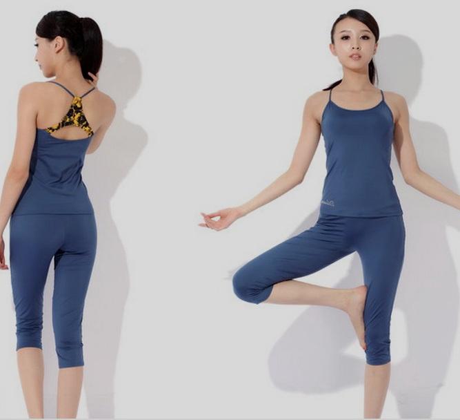 Cách chọn màu sắc quần áo tập Yoga
