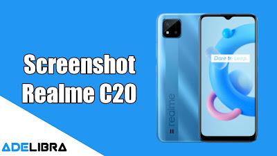 Screenshot Realme C20