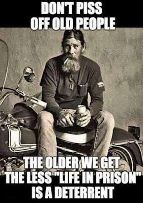 When we get older