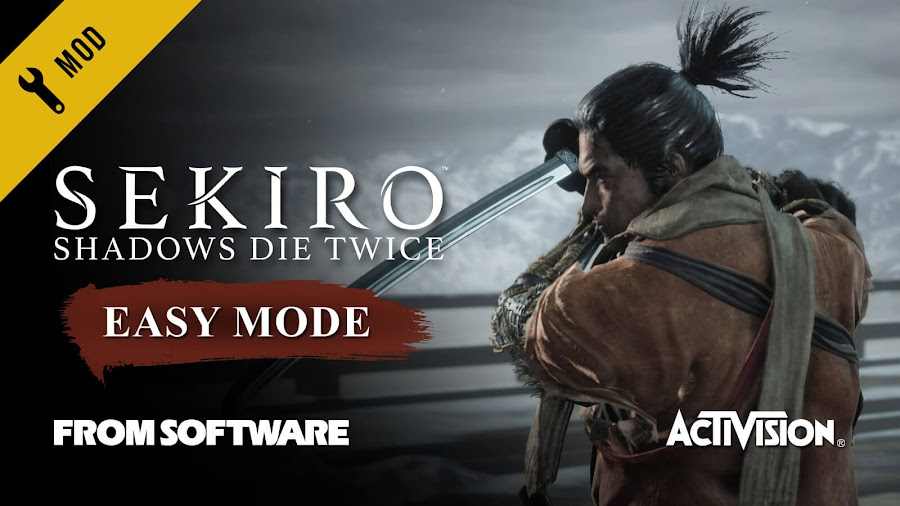 sekiro easy mode pc mod from software shadows die twice