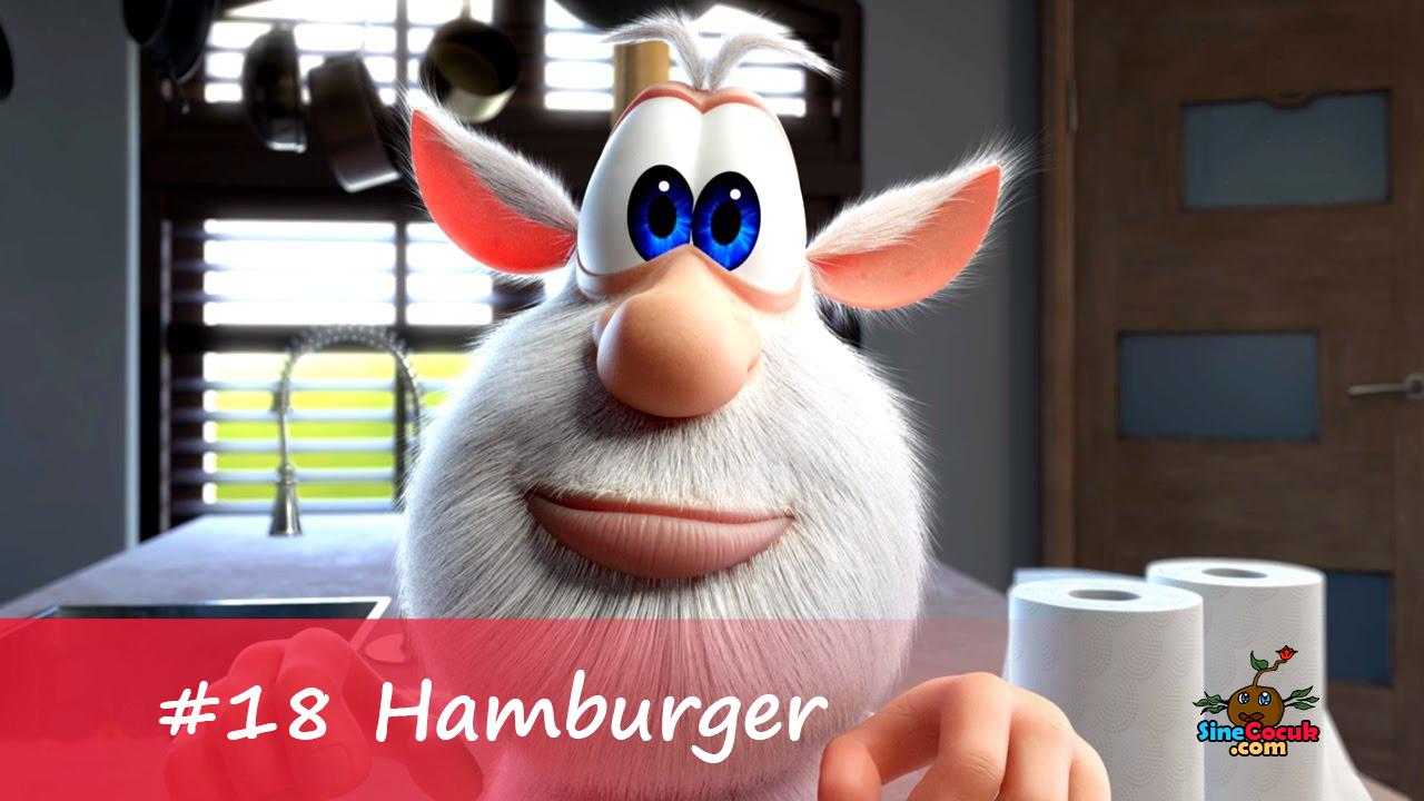 Booba: 18.Bölüm - Hamburger izle