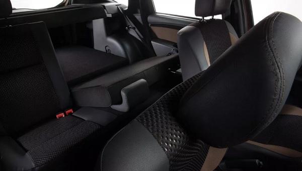 Interior Renault Duster