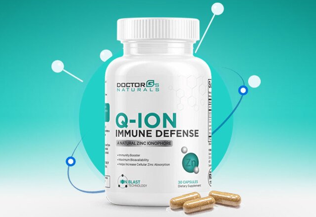 Doctor G's Q-ION Immune Defense