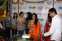 Marath Actrss Urmila Kanitkar Celetes Gudi Padwa in Orange Saree 12.JPG