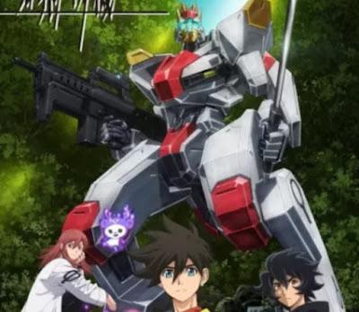 Kyoukai Senki Todos os Episódios Online