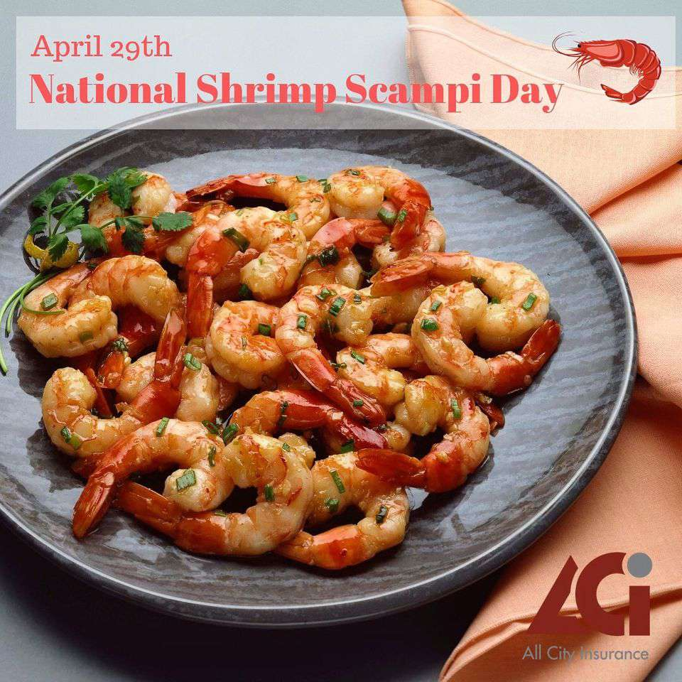 National Shrimp Scampi Day Wishes for Whatsapp