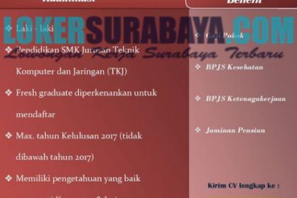 Lowongan Kerja di PT. Duta Griya Sarana (DGS) Surabaya Terbaru Mei 2019