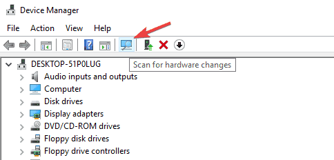 Brillo de pantalla no funciona en Windows