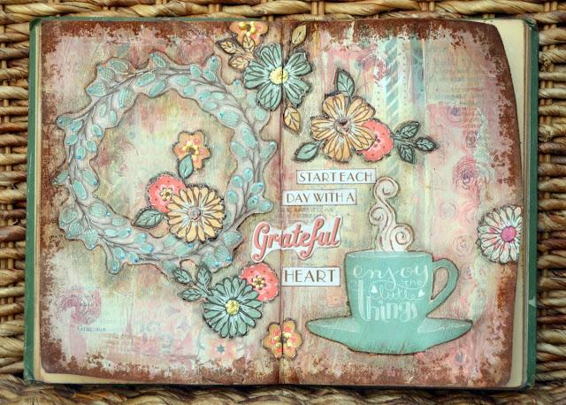 Early Bird_Art Journal Page_Denise_19 Jun_01