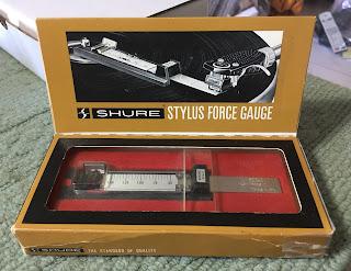 Shure SFG-2 Stylus Force Gauge Shure%2Bsfg%2B2%2B1