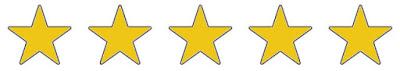 5 von 5 Sterne erhält die Angerer Klemmmarkise Dralon von uns!