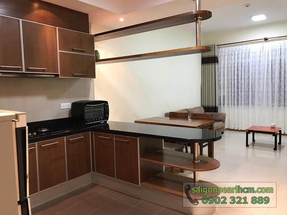 Topaz 2 Saigon Pearl cho thuê căn hộ tầng 6 có 2PN - hình 6