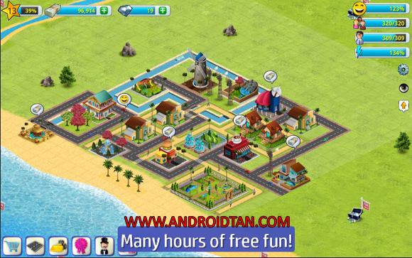 Village City Island Sim 2 Mod Apk Free