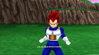 DBZ TTT MOD V2 LATINO CON MENÚ PERMANENTE [FOR ANDROID Y PC PPSSPP]+DOWNLOAD