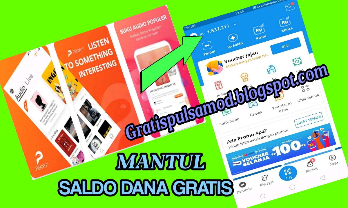 Download Aplikasi Penghasil Saldo Ovo Dana Go Pay Tercepat 2020 Gratis Pulsa Mod