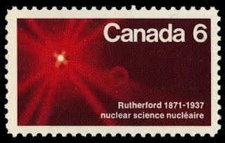 Canada Sir Ernest Rutherford Atom